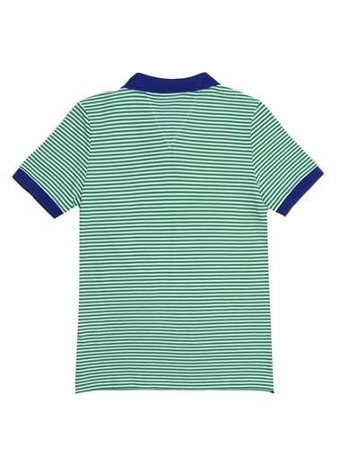 North Of Navy Tişört Yeşil